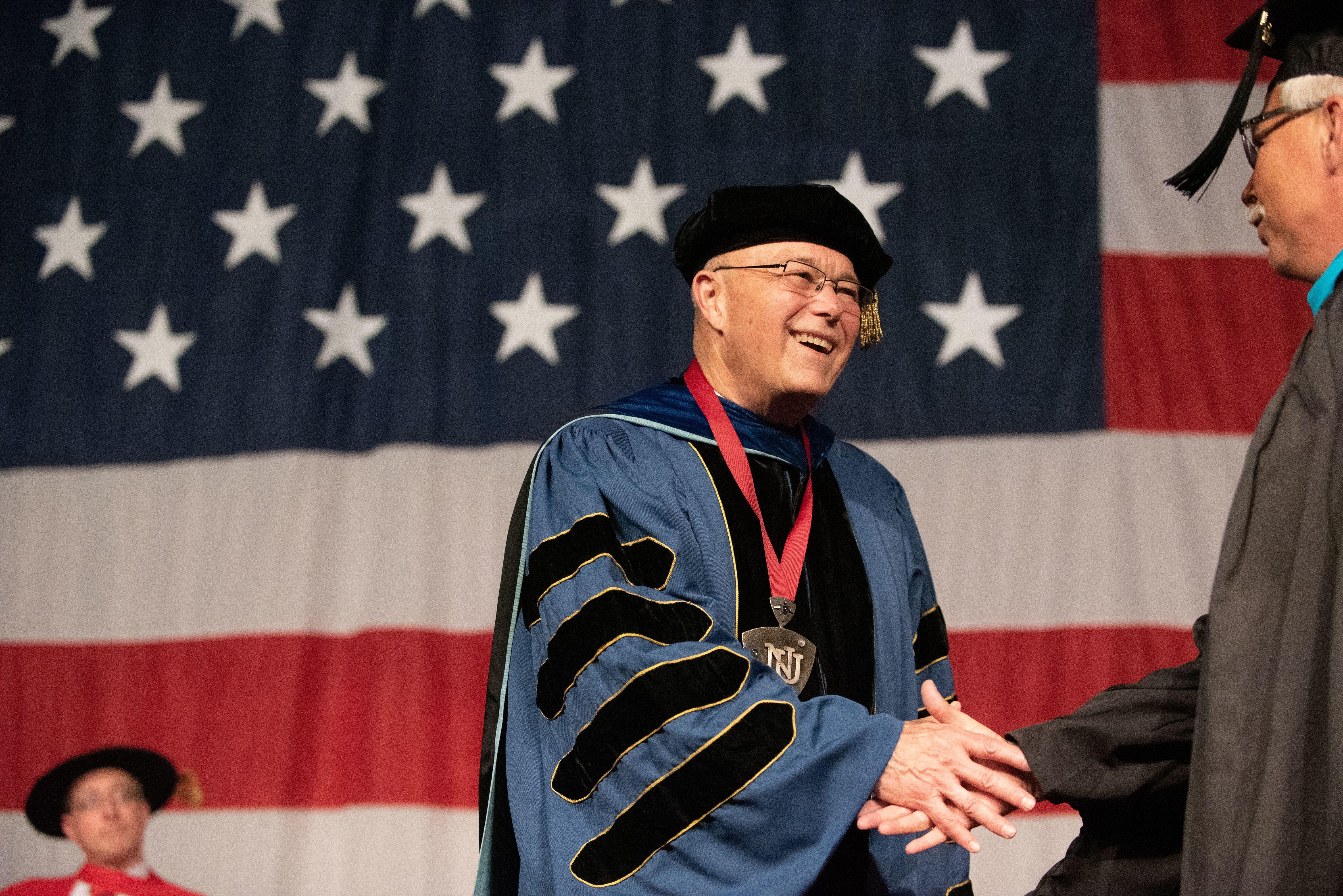 Richard W. Schneider, Ph.D. RADM, USCGR (Ret.) President, Norwich University