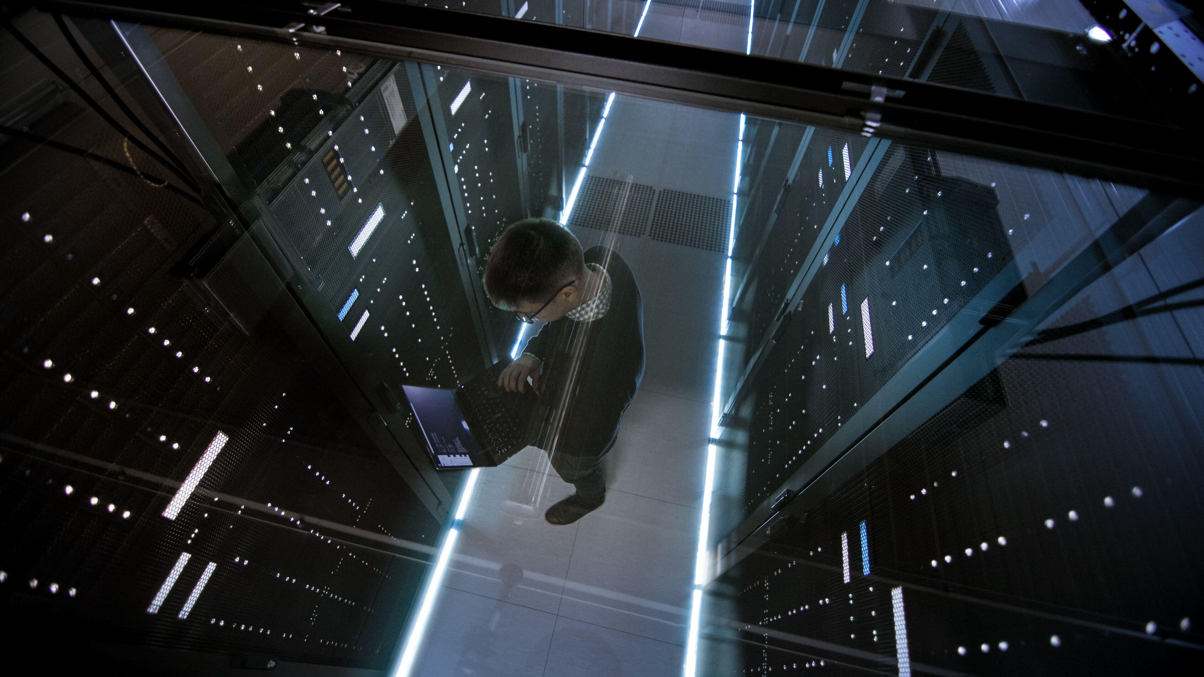 cyber server roomer