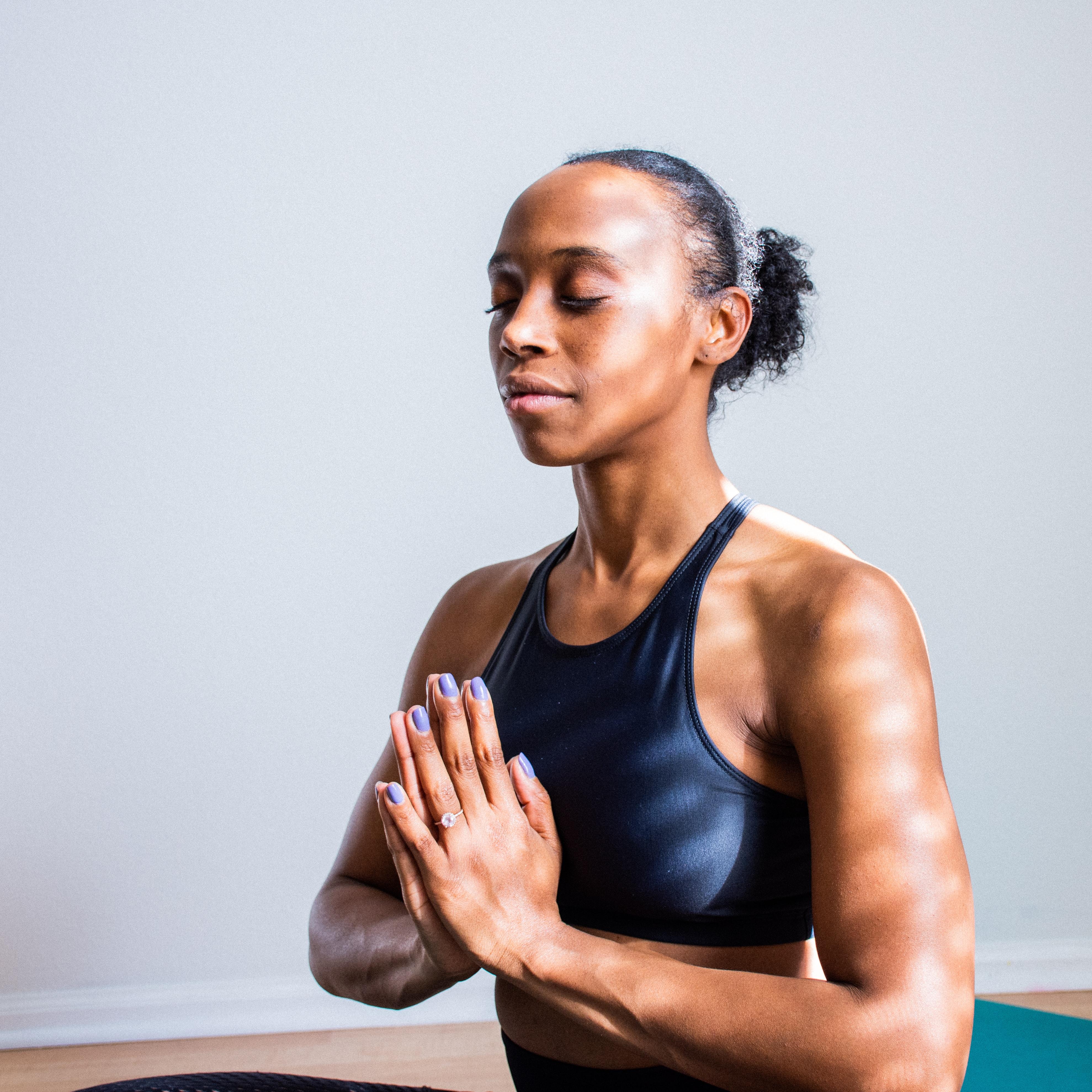 madison lavern - yoga