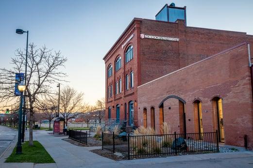 norwich denver office exterior